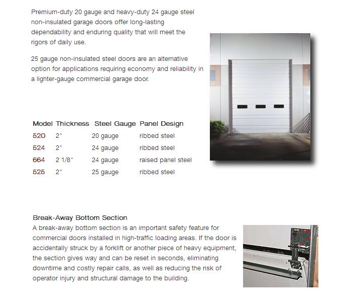 Specialty Products Amp Accessories Maryland Garage Door